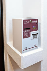 VOD券売機(各階) / VOD ticket machine (each floor)